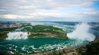 Thác Niagara ở sông Niagara tại Bắc Mỹ, nằm ở đường biên giới của Hoa Kỳ và Canada. Thác Niagara bao gồm 3 thác riêng biệt: thác Horseshoe (Canada) , thác Mỹ và một thác nhỏ hơn gần đó là thác Bridal Veil. Dù thác không cao nhưng các thác Niagara rất rộng. Với hơn 168.000 m³ nước rơi xuống mỗi phút vào thời điểm nhiều nhất, và trung bình gần 110.000 m³ mỗi phút, đây là thác nước mạnh nhất ở Bắc Mỹ. Các thác Niagra nổi tiếng vì vẻ đẹp và nguồn giá trị cho thủy điện và một dự án gây thách thức cho bảo vệ môi trường. Là một địa điểm du lịch nổi tiếng một thế kỷ, kỳ quan thiên nhiên này nằm giữa hai thành phố kết nghĩa Niagara Falls, Ontario và Niagara Falls, New York. Người Việt TV (c) 2017 - http://NGUOIVIETTV.comNgười Việt Online - http://NGUOI-VIET.com