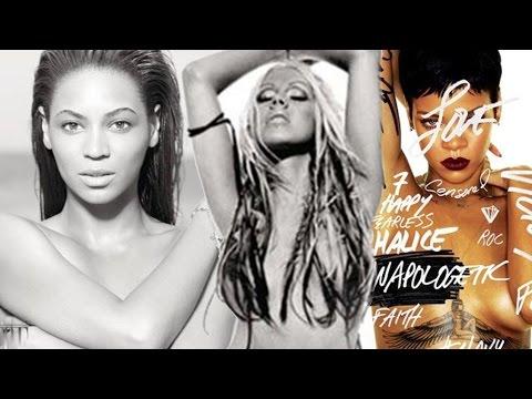 10 Famosos Que Se Desnudaron En Portadas de Álbumes