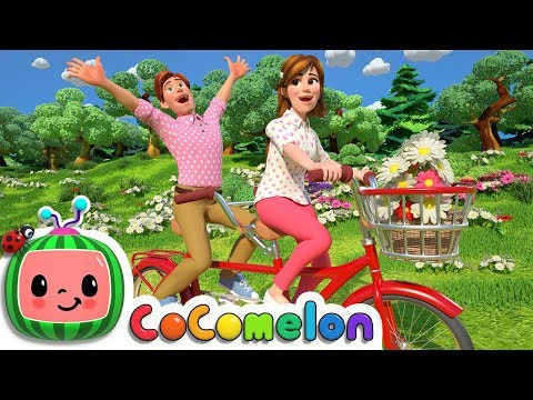 Daisy Bell (Bicycle Built for Two) | CoCoMelon Nursery Rhymes & Kids Songs - Thời lượng: 2 phút và 46 giây.