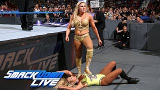 Nonton Carmella Vs  Charlotte Flair   Summerslam Title Match Opportunity  Smackdown Live  July 31  2018 Film Subtitle Indonesia Streaming Movie Download