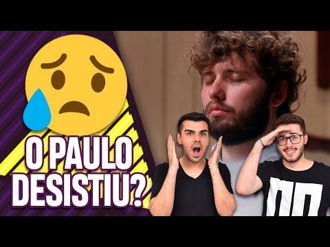 MASTERCHEF PROFISSIONAIS: O QUE ACONTECEU COM PAULO?! EP 05 | TEMP 03! | Virou Festa (видео)