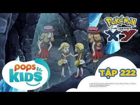 Pokémon Tập 222 - Satoshi Và Satoshi Của Vương Quốc Gương  - Hoạt Hình Tiếng Việt Pokémon S17 XY - Thời lượng: 21:29.