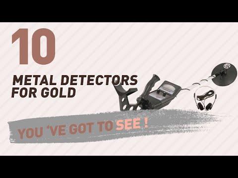 Metal Detectors For Gold // New & Popular 2017