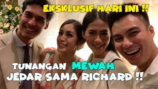 Video SUPER  MEWAH !! TUNANGAN JESSICA ISKANDAR DAN RICHARD KYLE !!! MP3, 3GP, MP4, WEBM, AVI, FLV Juni 2019