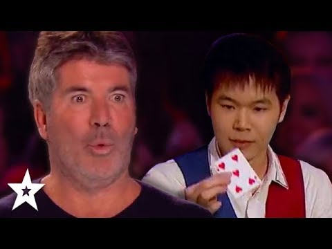 TOP 5 BEST Magician Auditions On Got Talent 2019! | Got Talent Global
