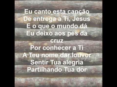 Entrega/A Deus Toda Gloria - Aline Barros CD Graca (Legendado)