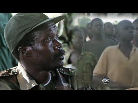 Joseph Kony invisible children - Joseph Kony becomes unlikely Internet trend in campaign to stop child soldiers.