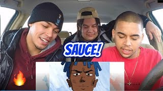 XXXTENTACION - SAUCE! (Official Video) REACTION REVIEW