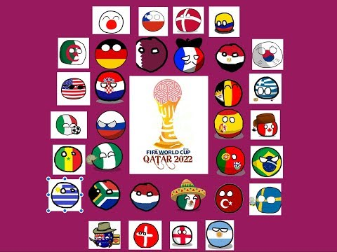 World Cup 2022 Qatar knockout stages part 2