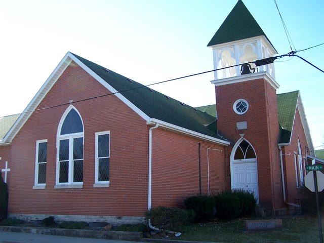 The  Milan  First  Baptist  Church