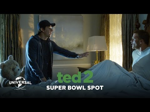 Ted 2 (Super Bowl Spot)