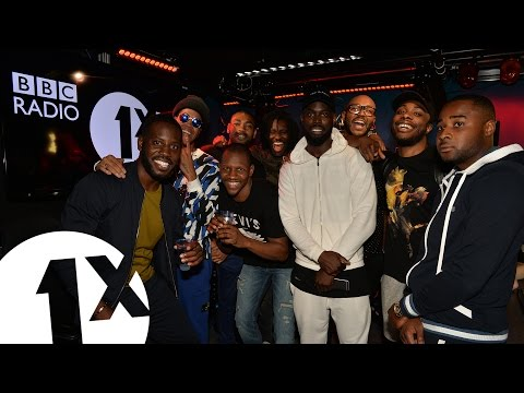 GHETTS AND FRIENDS | 60 MINUTES LIVE @1Xtra @mistajam @JCLARKE_GHETTS