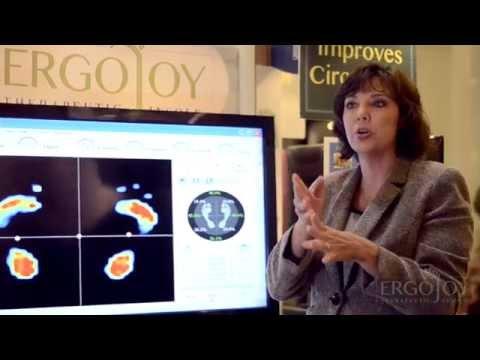 ErgoJoy Insoles - The Diagnosis Experience
