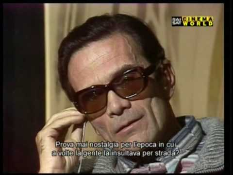 Pasolini e lo scandalo di 