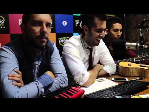¡Alkilados visita a Radio Onda Cero!
