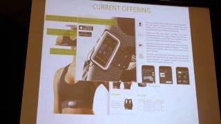 Presentation by Sensoria: IDTechEx Wearable USA 2015 Award Winner