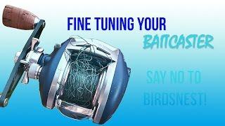 Video Tuning Your Baitcaster to Prevent Birds Nest MP3, 3GP, MP4, WEBM, AVI, FLV Desember 2018