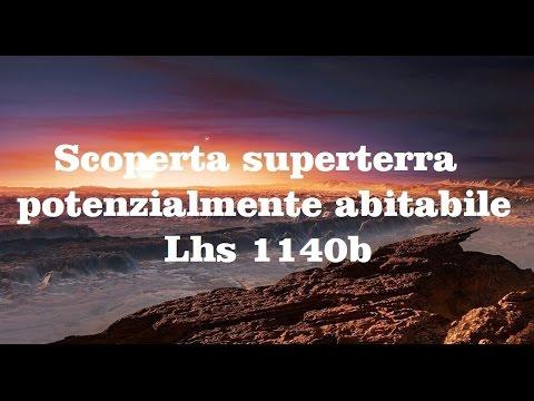 scoperta superterra - lhs1140b: ci sono gli alieni?