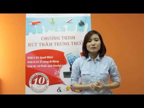 Phỏng vấn cảm nghĩ du học sinh -Trần Thị Thanh Thủy (Marketing officer của ABBOTT)