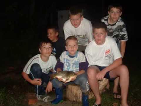 Horgásztábor 2008