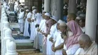 10th Dec 2010 Sheikh Abdul Rahman al Sudais Jumuah Salaah emotional recitation