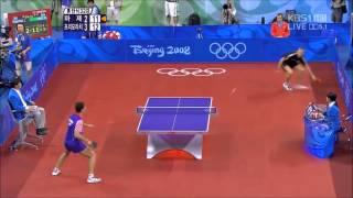 Top 10 в настольном теннисе 2011