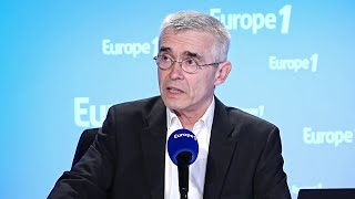 Yves Veyrier invité de Mathieu Belliard
