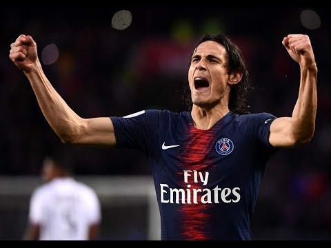 Paris Saint Germain vs Toulouse (24/11/2018) - Cavani Goal Highlight | HD
