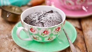 Chocolate Self-Saucing Pudding for 2 with my Husband, Kevin - Gemma's Bigger Bolder Baking Ep 160 by Gemma's Bigger Bolder Baking