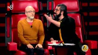 Video 3 Adam - O Ses Türkiye Skeci 1.Parça (2.Sezon 13.Bölüm) MP3, 3GP, MP4, WEBM, AVI, FLV Desember 2018