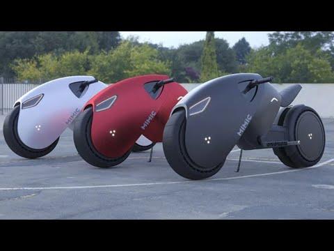 3 Most Innovative Electric Bike & Scooter IN 2020 ये बाइक किसी कार से कम नही।