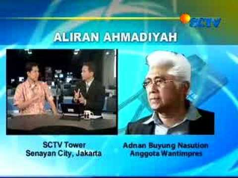Munarman VS Adnan Buyung Nasution 2