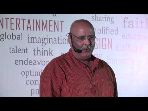 Living for rural India : Rajkumar Jha at TEDxNMIMSBangalore