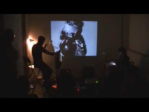 MAI TAI BREAK - Javier Díez Ena (Theremin) + El Problema (Visuales)