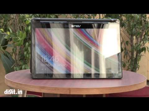 ASUS Transformer Book Flip TP550LD Quick Review