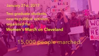 Women's March on Cleveland