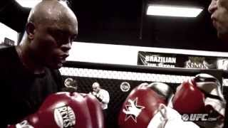 Anderson Silva: Journey Of A Champ