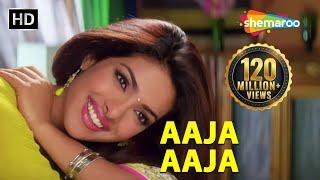 Aaja Aaja | Barsaat (2005) | Bobby Deol | Priyanka Chopra | Dandia Song | Filmigaane