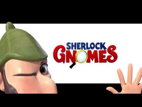 Sherlock Gnomes Spot - 13 april in de bioscoop