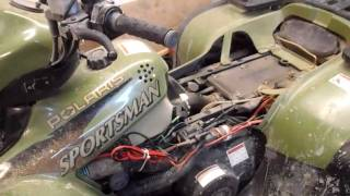 9. Sportsman 500 Snorkel Overview