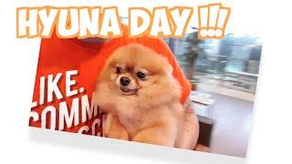 Video SEHARI BERSAMA HYUNA !! MP3, 3GP, MP4, WEBM, AVI, FLV Februari 2018