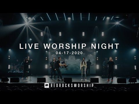 Red Rocks Worship - Live Worship Night