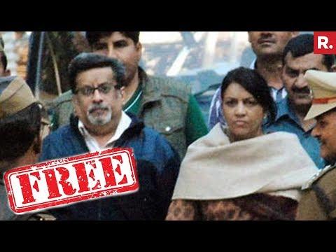 Talwars To Walk Out Of Jail - Aarushi Talwar Murder Case Verdict