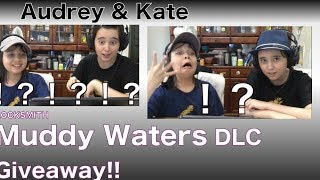 Audrey & Kate talk about Muddy Waters DLC Giveaway for ROCKSMITH!! It's giveaway again! Please leave a comment and 1 ...