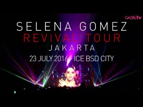 Selena Gomez: Revival Tour Jakarta