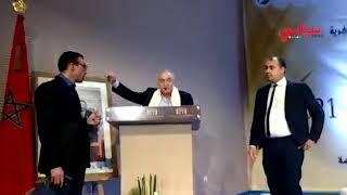 مداخلة السيد عز الدين بنجلون تويمي لقناة سياسي للصحفي رشيد مسلم