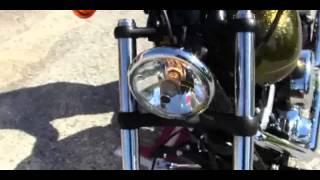 2. derioneza - 2013 Harley-Davidson Softail Blackline