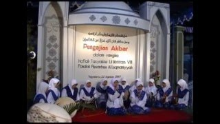 Hadrah Azkiyal PPLQ (2007) - Assalamu'alaik Zainal Anbiya