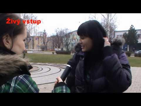 """2011 - Program """"Zlatá žila"""" a Anketa pred školou"""
