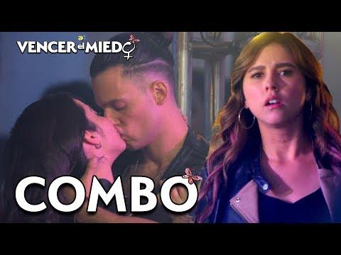 Vencer el miedo - C-38: ¡Marcela descubre a Rommel con otra mujer! | Las Estrellas
